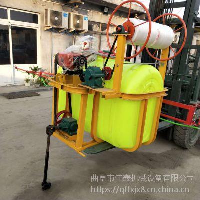 佳鑫可乘坐式牵引式打药机 手推式园林打药机 300毫升大容量手推喷药机厂家视频