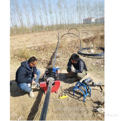ppr焊机 山东创铭热熔焊机 焊接设备 pe管对焊机 交流 pe对焊机 液压