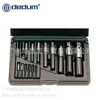 台湾DEDUM 工厂直销三槽断丝锥取出器组套批发