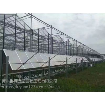 PO膜防雾防流滴塑料薄膜温室大棚建设施工设计厂家