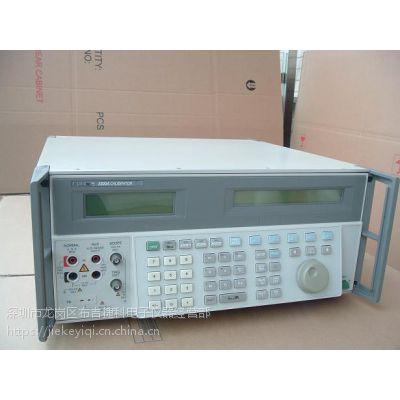 供应FLUKE5700A多功能校正器F5700A + FLUKE5725A