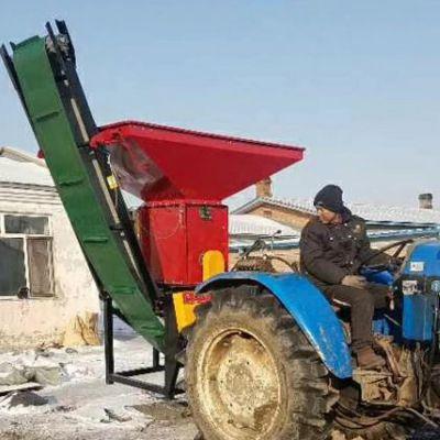 易操作轴传动土壤粉碎机园林种植营养粉土机