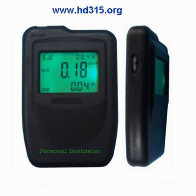 中西(LQ现货)个人剂量报警器型号:RJ31-RJ31-1155/DP802I库号:M164911
