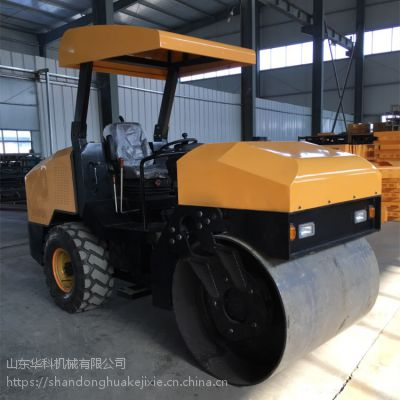 山东华科机械 进口压路机 4吨压路机