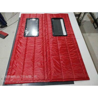 长期供应廊坊车库保暖棉门帘 多种厚度可选
