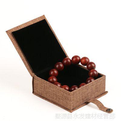 老料赞比亚血檀(非洲小叶紫檀)18/20/2.0佛珠手串手链 满金星顺纹