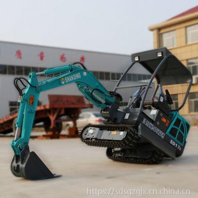 质量上等的小型挖掘机价格 建筑工程用的小挖机