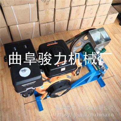 香油石磨机多少钱 黄豆豆浆石磨机的图片 高粱面粉机 骏力直销