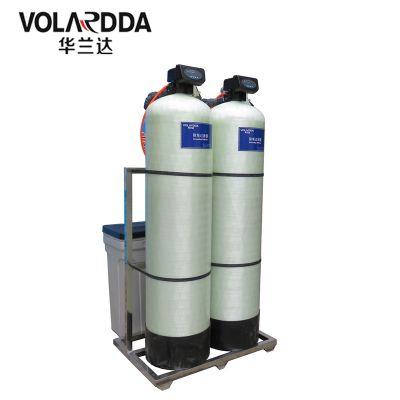 广西水处理厂家热销学校商用开水机前端除水垢软化水设备 华兰达一体化软水机