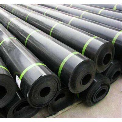 垃圾场专用土工膜 山东土工膜厂家 HDPE防渗膜价格