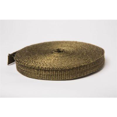 供应优质 钛金色芭蕉带 玄武岩玻纤带批发