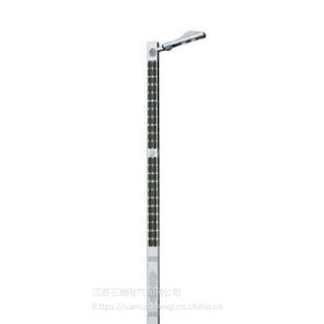 滁州小区太阳能路灯直销