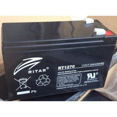 瑞达RITAR蓄电池12V24AH瑞达电池RA12-24规格价格\原装正品