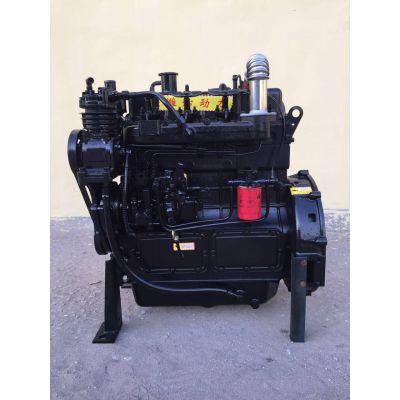 嘉兴ZH4102ZG四缸柴油机 潍柴55千瓦 打桩机旋挖机专用柴油发动机