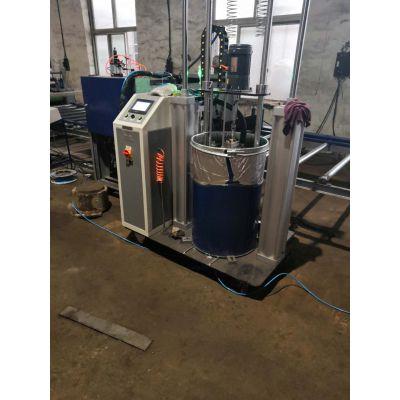 PVC发泡板热熔胶贴纸机 专业定做各种热胶机设备 来厂定做