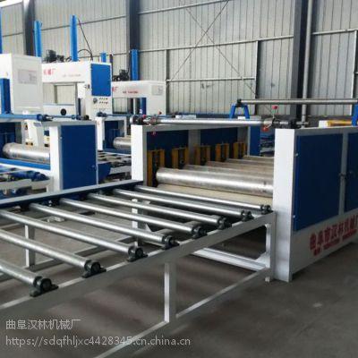多功能木纹纸贴纸机 pvc贴纸机厂家 汉林 品牌供应 服务好
