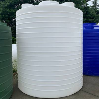 1-50立方 化肥溶液储罐 水溶肥料容器 液体肥料罐 耐酸碱防腐蚀 PE储罐厂家全国发货-锦途滚塑