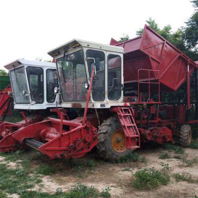 大型玉米秸秆收割机 黑麦草粉碎收割机 牧草青贮还田机