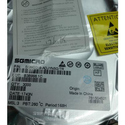 SGM2019-ADJYN5G/TR SGMICRO SOT23-5