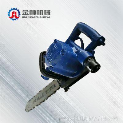山东省元旦促销FLJ-400风动链锯 矿用防爆风动链锯