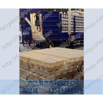 钢丝网立柱塑料模具加工-方达模具供应