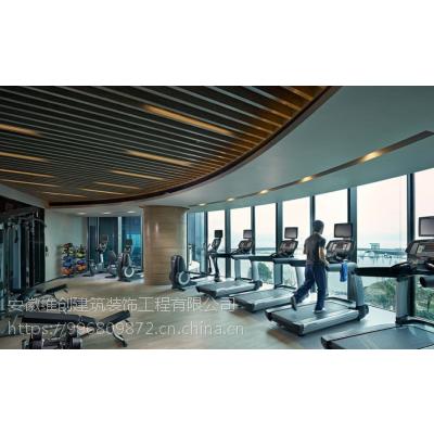 合肥健身房装修瑜伽馆装修设计制定你合理的健身计划