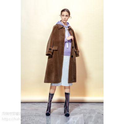 女装品牌尾货服装厂家一手库存折扣货源直销批发