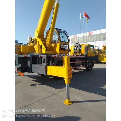 凯马12吨吊车徐工XCT大臂大厂家直销质量好价格低