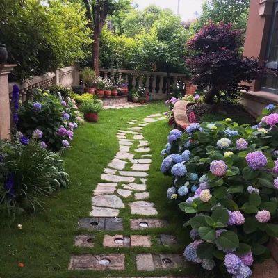 湘潭庭院设计/别墅庭院花园/屋顶花园设计施工价格方案找植来植趣