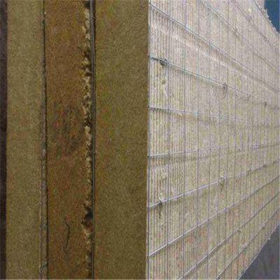 原平市钢网插丝岩棉保温板150kg保证质量