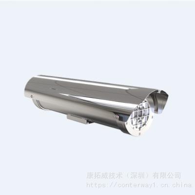 安讯士AXIS XF60-Q2901 防爆测温报警摄像机 远程温度监控适用于极端情况下应用