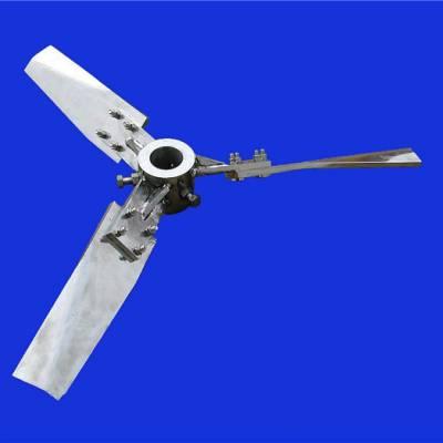 两叶桨式搅拌器选哪家-山东诺铭机械-柳州两叶桨式搅拌器