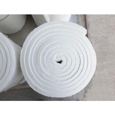 一级硅酸铝保温毯密度120kg'厂家多少钱