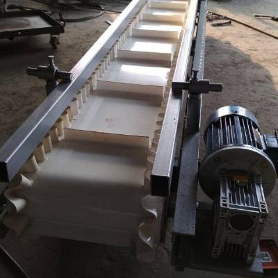 袋装饲料运输机专业生产 大量供应传送机