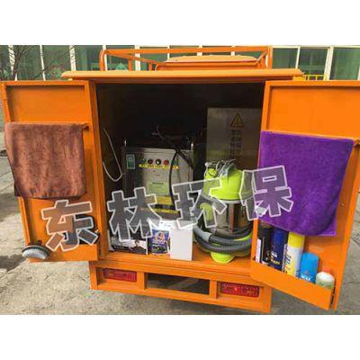 东林门店蒸汽洗车机的品牌发展进程
