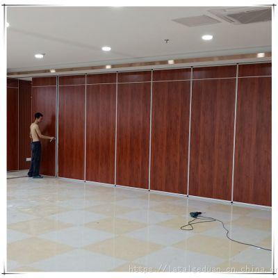 达来65型免漆板酒店大厅多功能活动屏风 移动隔断