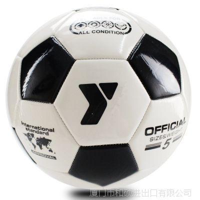 正品厂家直销 现货直批5号 足球pvc 机缝足球
