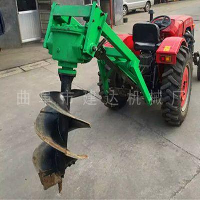 植树挖坑机建达牌植树机挖穴机二手新品