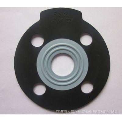 橡胶硅胶氟胶制品密封垫片非标加工定做聚氨酯注塑浇塑产品加工
