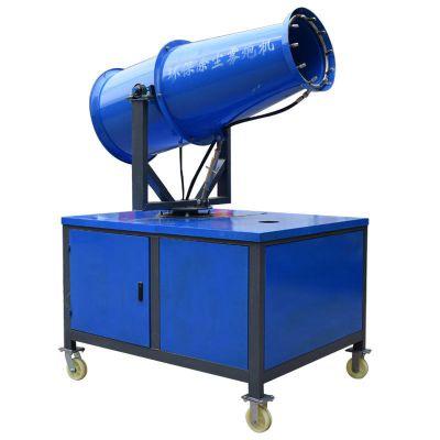 工地除尘雾炮机 环保移动式洒水雾炮车 大型多功能喷雾机