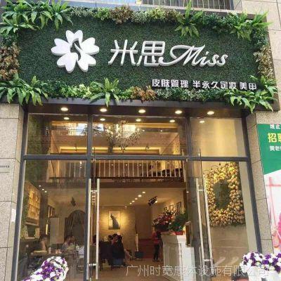 绿色背景墙仿真植物绿植墙人造草坪假草皮绿色塑料阳台壁挂装饰室内