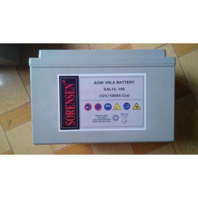 美国索润森蓄电池SAL12-100 索润森蓄电池12V100AH价格 参数 图片