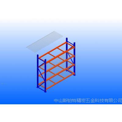 中型双柱层钢丝网