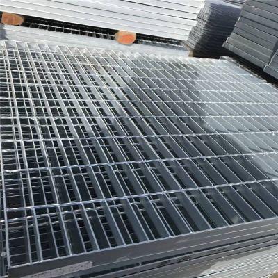镀锌踏步板 地沟钢格栅 楼梯踏板