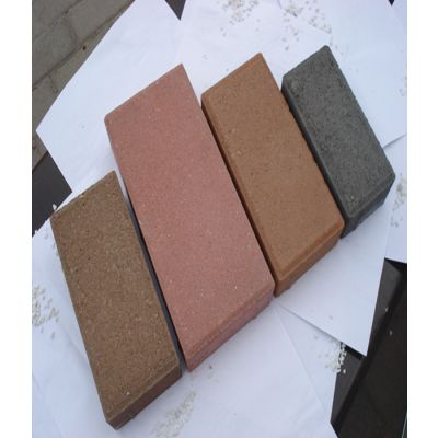 透水砖和烧结砖-中鼎建材(在线咨询)-阜阳透水砖