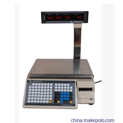 大华30kg超市电子条码秤