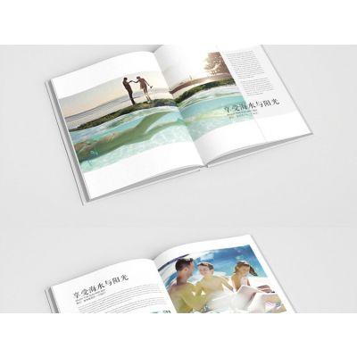 2018***新旅游宣传册设计制作 旅游画册印刷定制厂家哪家好 哪家便宜