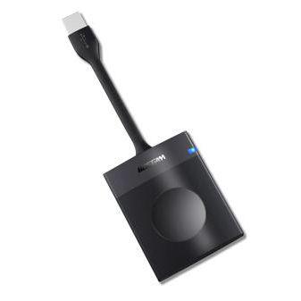 宝疆(BOEGAM) 一键联发射器、智能会议无线投屏器、无线传屏、无线投影器 D01
