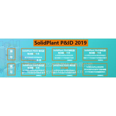 SolidPlant P ID工厂设计软件试用亿达四方