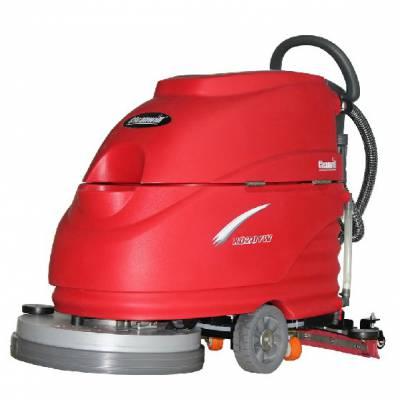 淄博洗地机扫地机尘推车基地厂家直销扫地机除尘设备